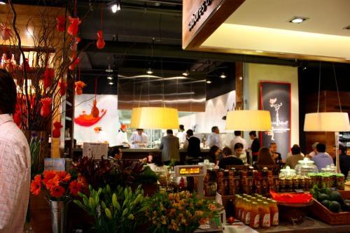 Coquinaria: restaurant + mercado gourmet 26