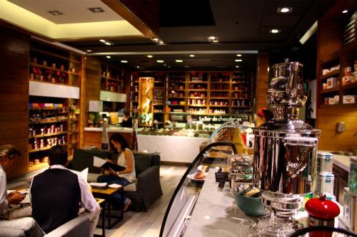 Coquinaria: restaurant + mercado gourmet 29