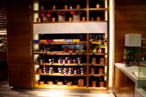 Coquinaria: restaurant + mercado gourmet 33