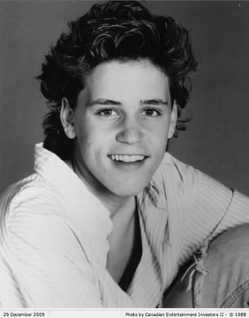 Murió Corey Haim 1