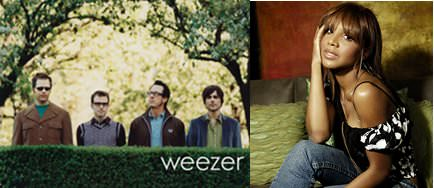 El cover de Weezer de Un-Break My Heart  1