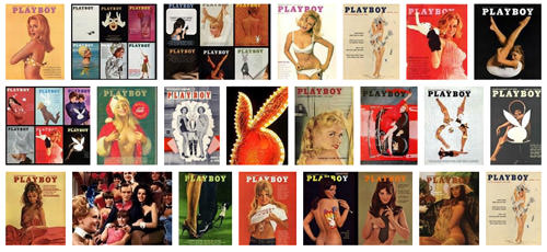 Las revistas Playboy y yo 3