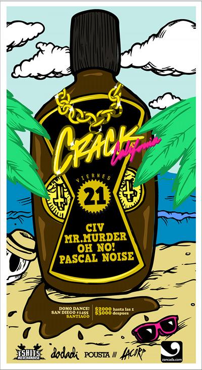 VIE/21/01 Fiesta Crack California 3