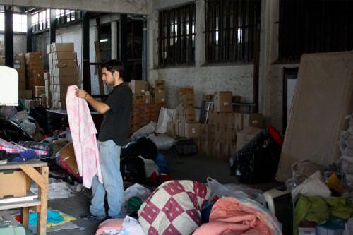 Terremoto en Chile: plata y otras donaciones 16