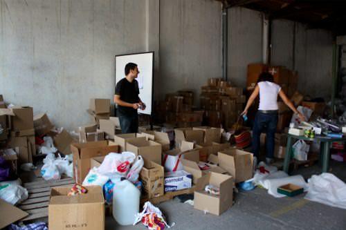Terremoto en Chile: plata y otras donaciones 17