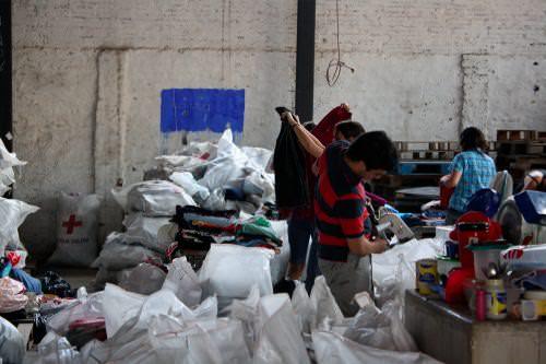 Terremoto en Chile: plata y otras donaciones 18