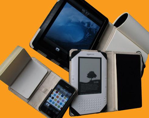 Moleskine lanzará cubiertas para iPad y iPhone 1