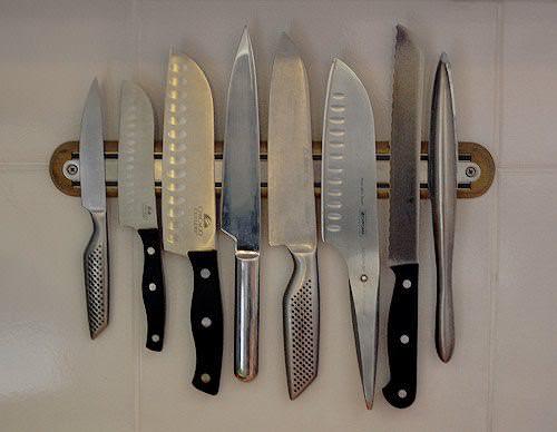 Especialista: cuchillos de cocina 3