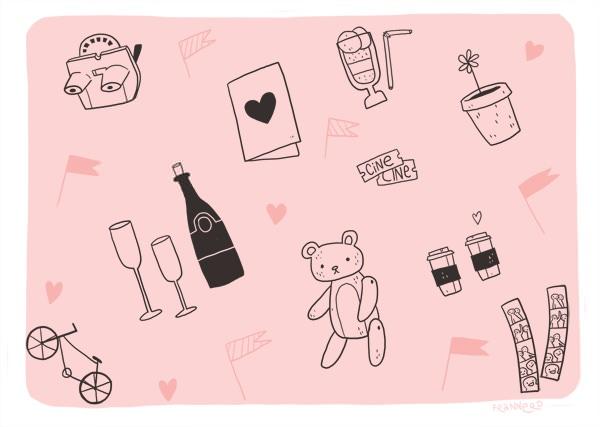 Celebraciones románticas, qué y cómo 3