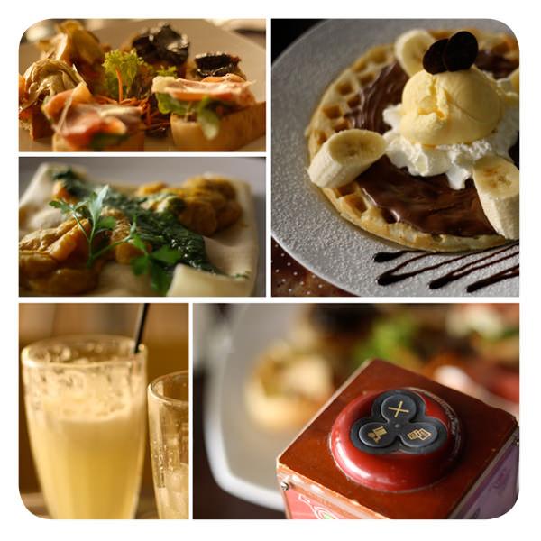 Dónde almorzar: Creppes & Waffles 11