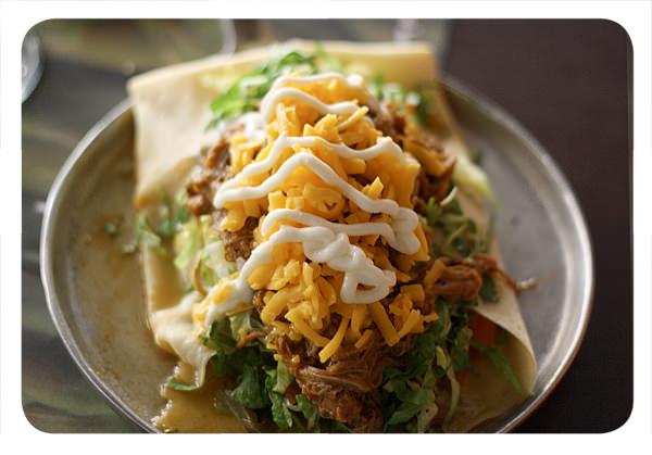 Dónde almorzar: Creppes & Waffles 13