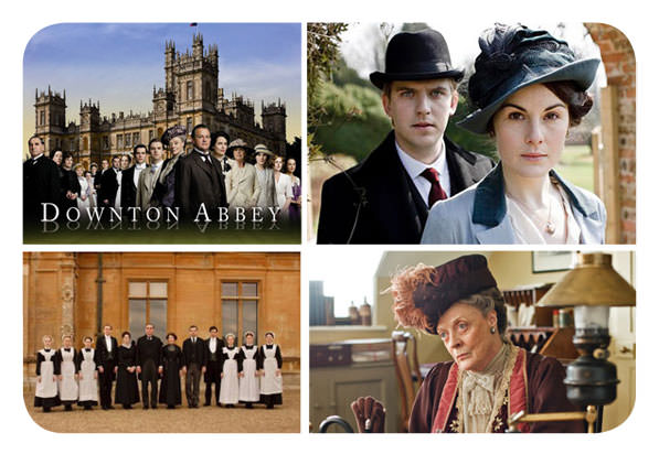 Downton Abbey, una serie imperdible 3