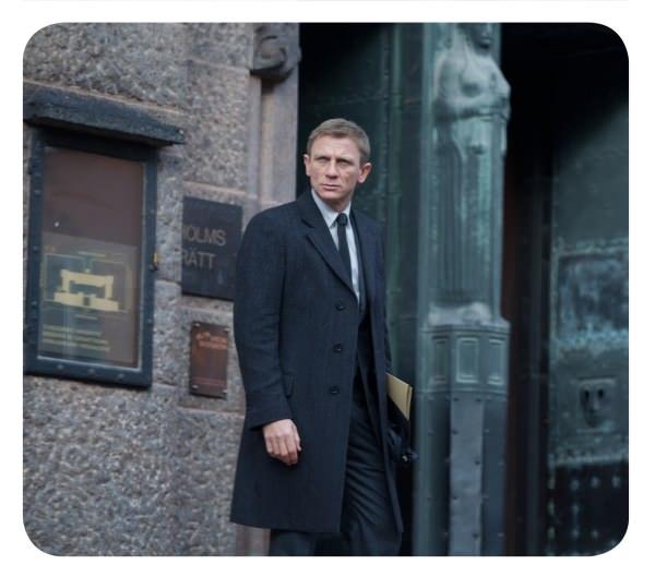Daniel Craig: mino 1