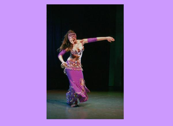 Clases de Danza Árabe a domicilio 3