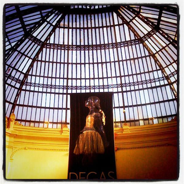 Las esculturas de Degas en el Museo de Bellas Artes 2