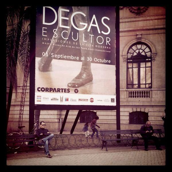Las esculturas de Degas en el Museo de Bellas Artes 5