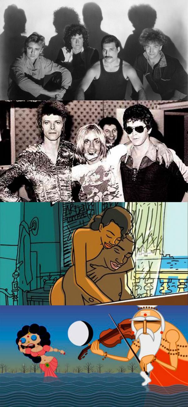 Último día de In-Edit 2011: Queen, Bowie, Mariscal y más 1