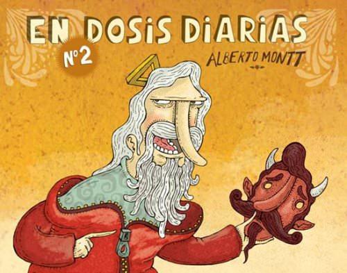 Dosis Diarias 2: lo nuevo de Alberto Montt 3