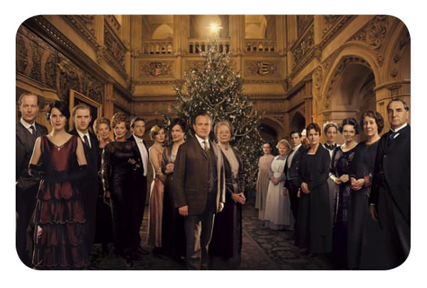El especial navideño de Downton Abbey 1