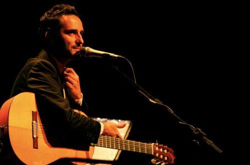 Jorge Drexler en Santiago: intenso 3