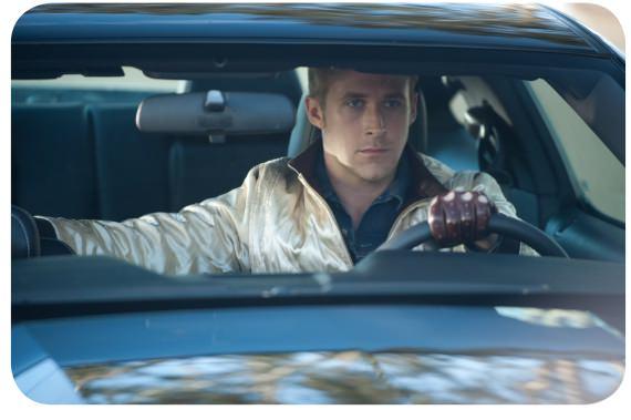 Drive, la película de Ryan Gosling llega a Chile 1