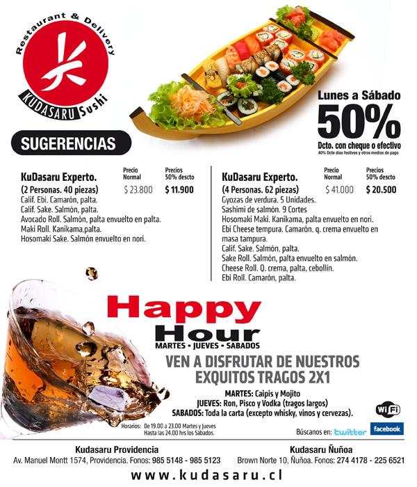 Kudasaru Sushi 3