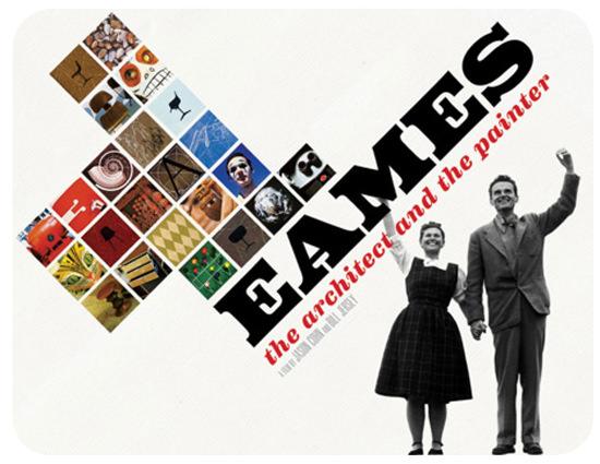 El romántico documental de Charles y Ray Eames, arquitecto y pintora 3