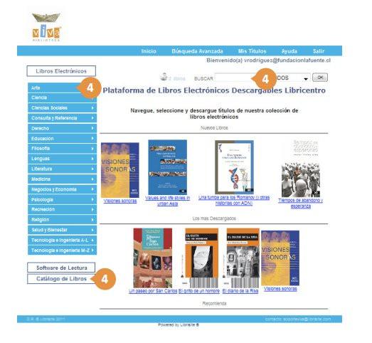 Biblioteca Viva inicia préstamo de eBooks 6