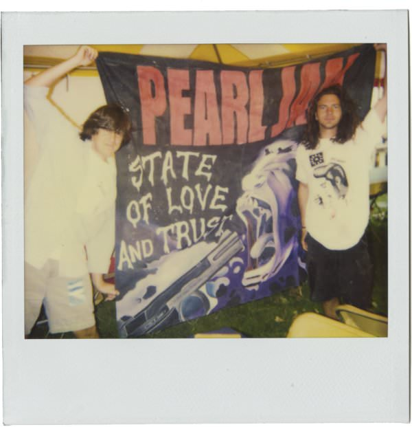 Pearl Jam Twenty, el documental de Cameron Crowe en Chile 1