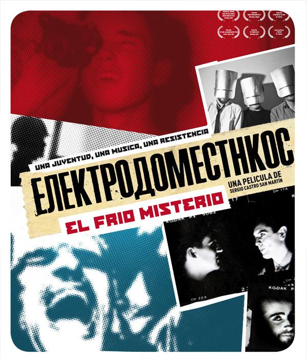 Gana entradas para la premiere de El Frío Misterio, el documental de los Electrodomésticos 1