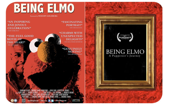 Being Elmo: A Puppeteer's Journey, el documental de Elmo 3