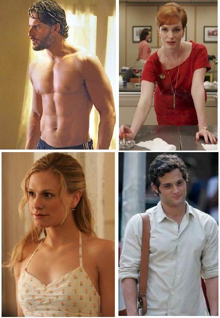 Con qué personaje de serie saldrías? 1