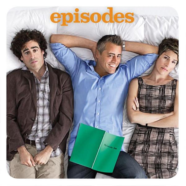 Episodes, una serie para reírse a carcajadas 1