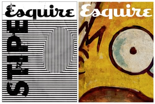 Los 20 años de Esquire UK 1