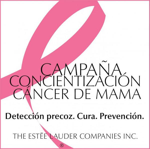 Ayúdanos a difundir la Campaña de Prevención del Cáncer de Mama y concursa por un set Estée Lauder 1
