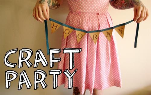 VIE/18/06/10 Craft Party 1