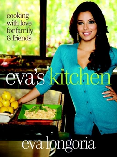 Libros de cocina: Eva Longoria versus Gwyneth Paltrow 2