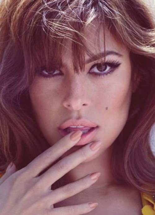 Eva Mendes en la portada de W 6