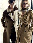Emma Watson en la nueva campaña de Burberry 5