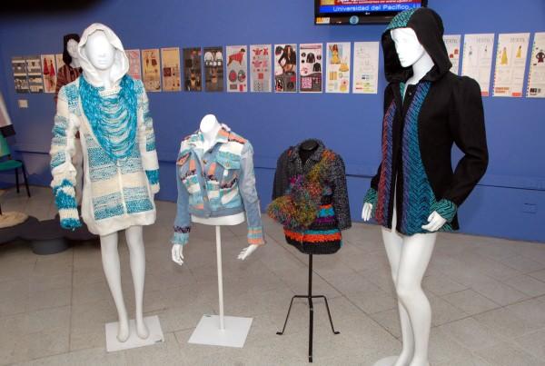 Exposición Escuela de Vestuario y Textiles de la Universidad del Pacífico 1