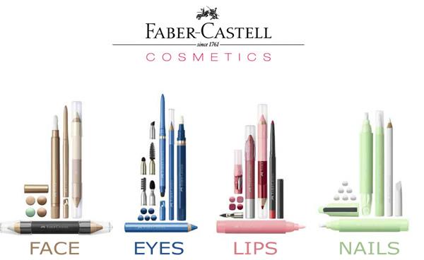 Objeto de deseo: maquillaje Faber Castell  1