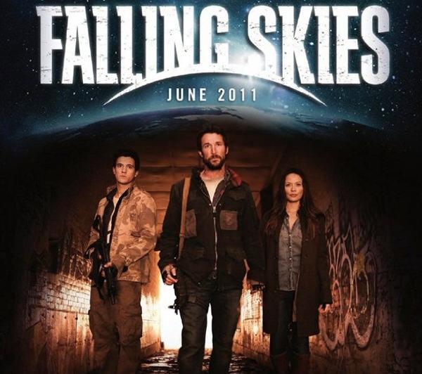 Falling Skies, estreno el 24 de junio   1