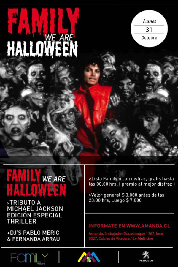Family Party: Especial Thriller 3