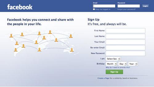 Cuándo tu hijo se mete a Facebook 3