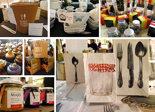 Feria Gourmet en Piso Diseño 1