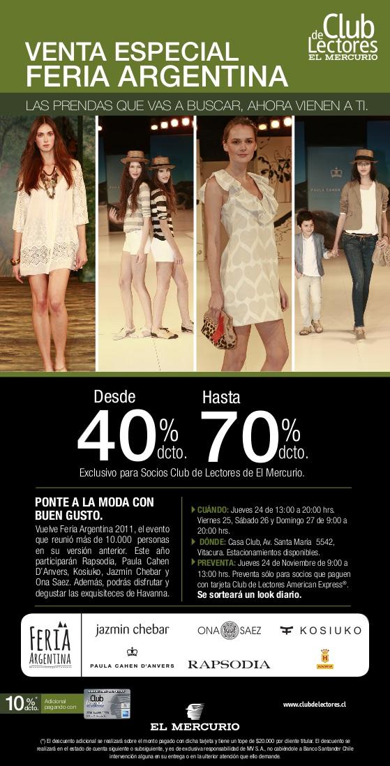 Venta especial de marcas argentinas 3