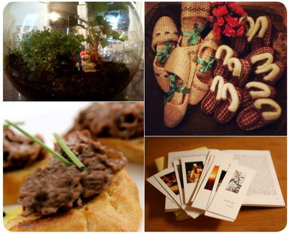 Feria bajo el castaño: productos caseros y artesanales 2