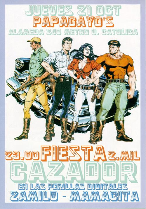 JUE/21/10 Fiesta Cazador 3