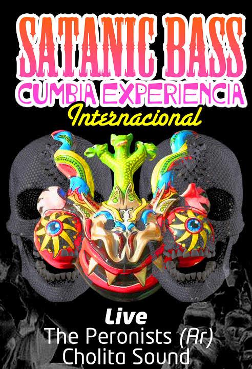 JUE/19/08 Fiesta: Satanic Bass Cumbia 1
