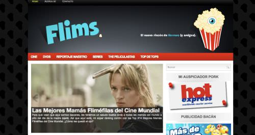 Flims.cl: el nuevo rincón de Hermes 3